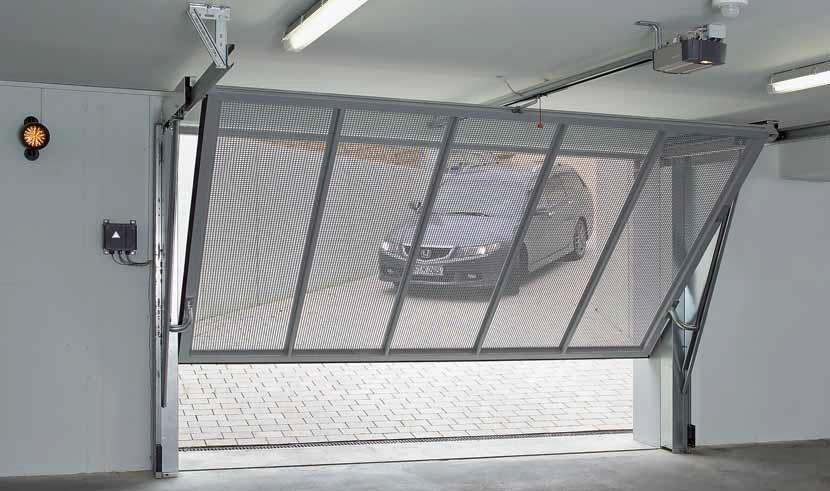 купить ворота для гаража подъемно поворотные цена