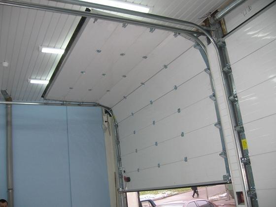автоматические ворота люксдор промышленные и гаражные ворота рольставни